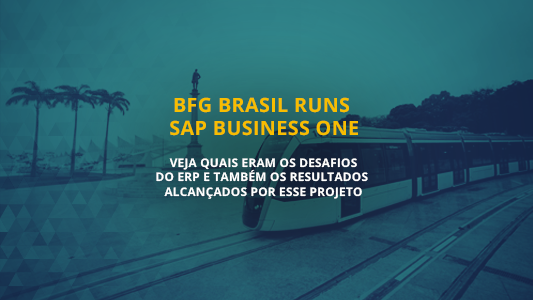 BFG Brasil Runs SAP Business One