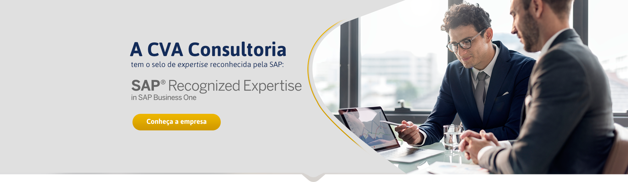 CVA Consultoria – SAP Recognized Expertise