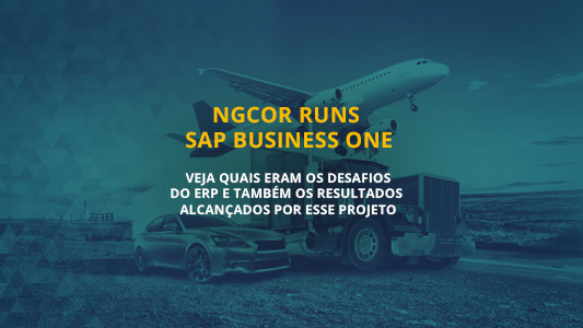 NgCor Runs SAP Business One