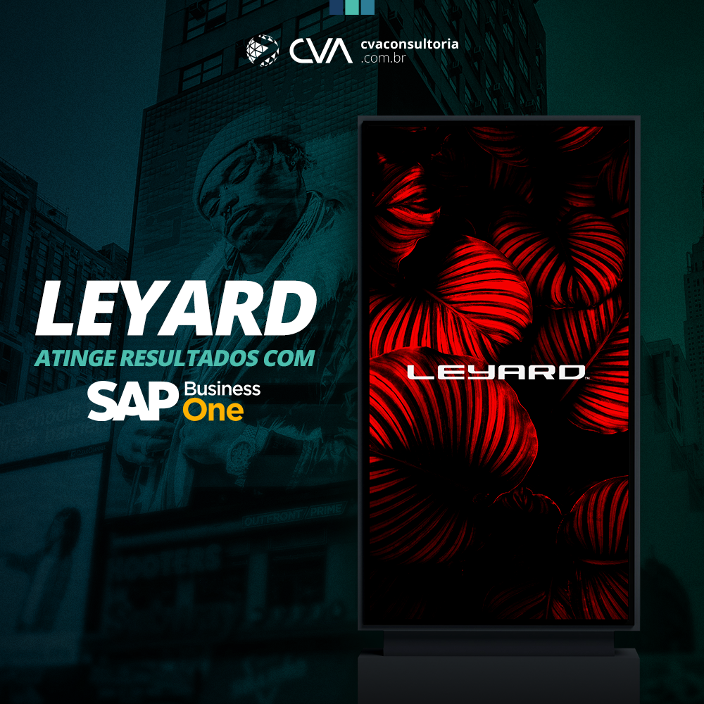 Leyard RUN SAP BUSINESS ONE