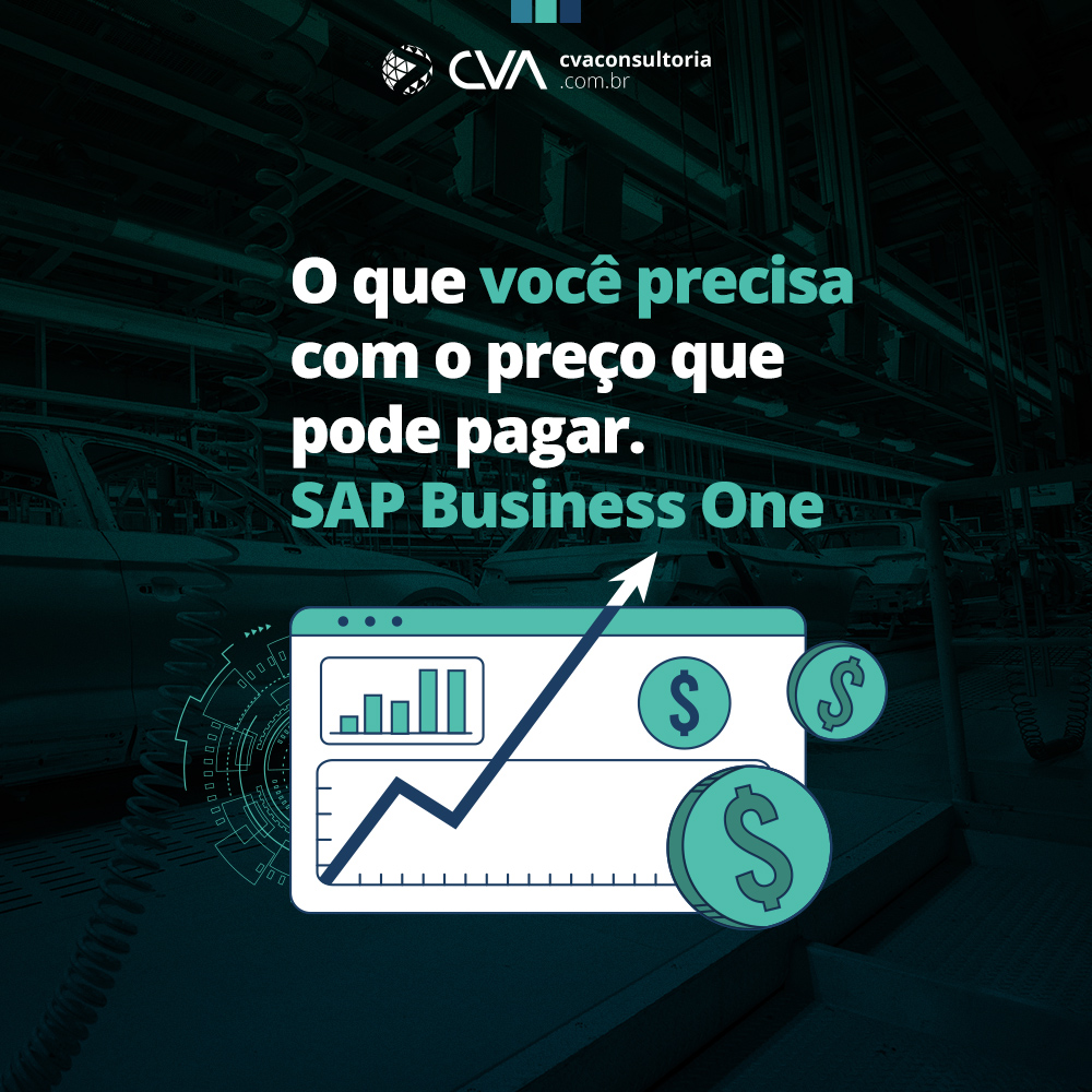 Quanto custa o SAP Business One?
