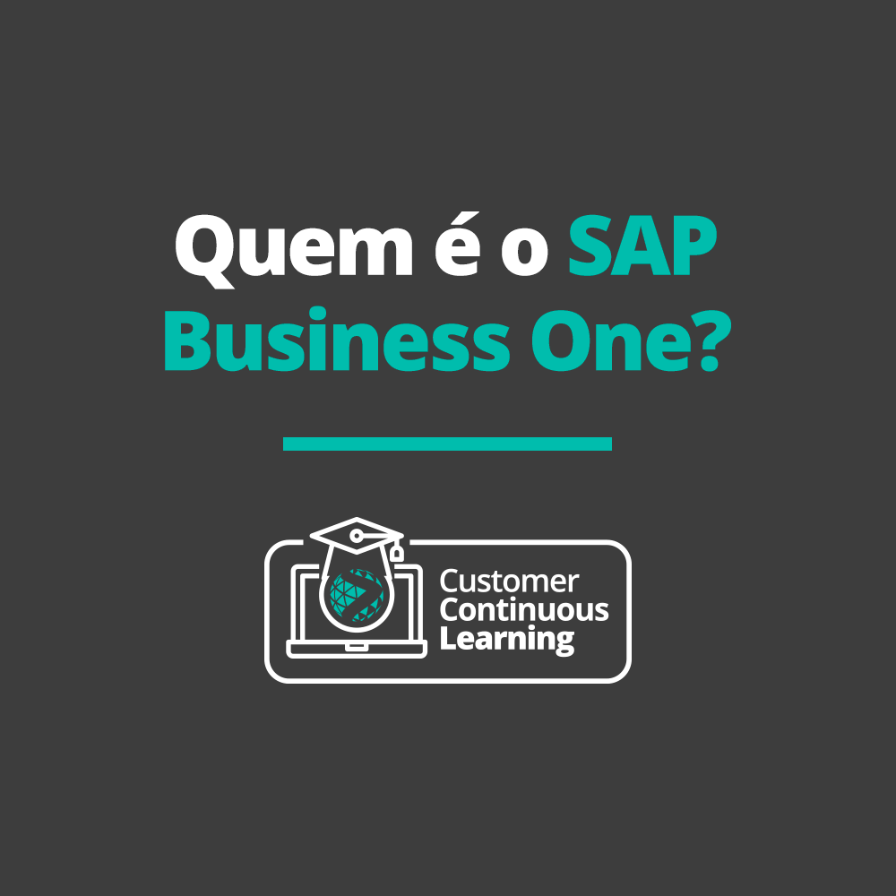 Quem é o SAP Business One?